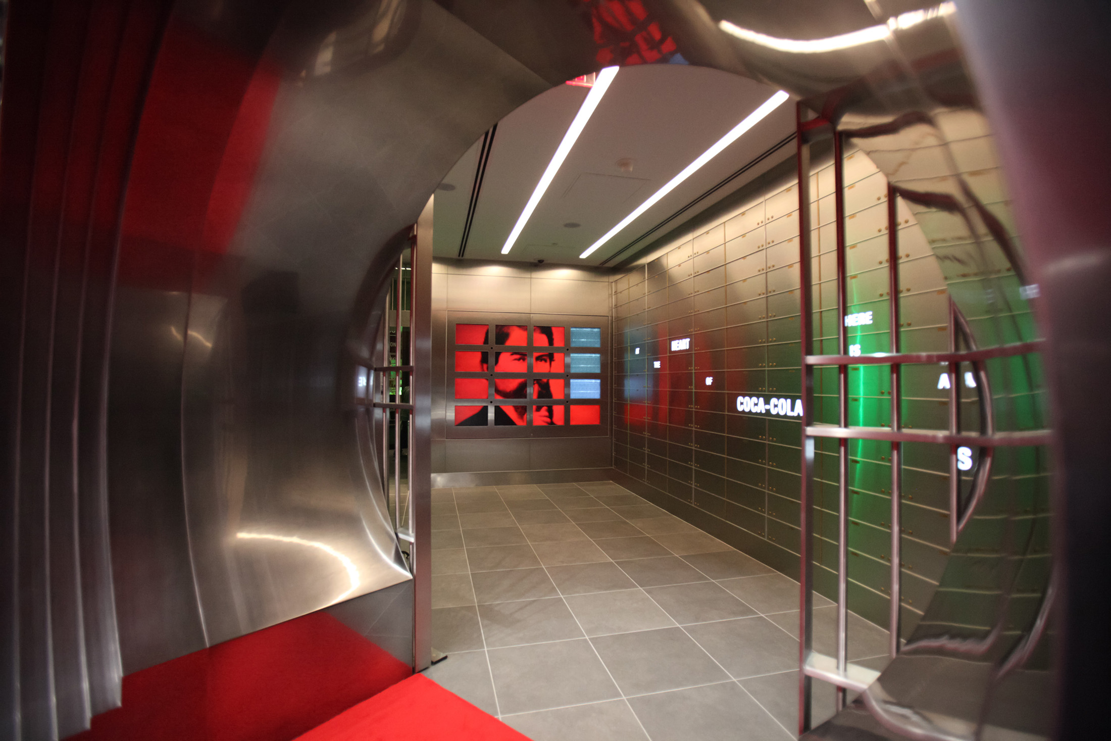 Vault Of The Secret Formula World Of Coca Cola Vault Of